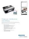 Philips AJ4200 Radio Manual (3 pages)