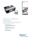 Philips AJ4200 Radio Manual (2 pages)