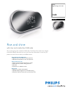 Philips AJB1002 Radio Manual (3 pages)