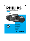 Philips AW7050 Radio Manual (50 pages)