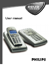 Philips TU7371 Telephone Manual (46 pages)