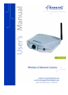 Hawking HNC290G Security Camera Manual (77 pages)