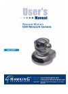 Hawking HNC700PT Security Camera Manual (58 pages)