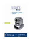Hawking HNC800PTZ Security Camera Manual (78 pages)