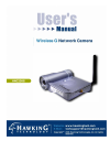 Hawking HNC230G Security Camera Manual (70 pages)