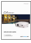 Hawking HomeRemote HRNC1 Security Camera Manual (73 pages)