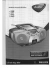 Philips AZ1008 Radio Manual (42 pages)