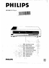 Philips AK640 Radio Manual (16 pages)