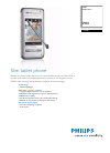 Philips S900 Telephone Manual (2 pages)