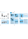 Philips VOIP4331 Telephone Manual (2 pages)