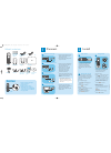 Philips VOIP8411B Telephone Manual (2 pages)