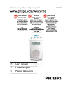 Philips AE2330 Radio Manual (21 pages)