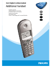 Philips Kala 300 Telephone Manual (2 pages)