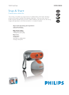 Philips DMVC300K Digital Camera Manual (2 pages)