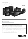 Philips HTS3531 Digital Camera Manual (28 pages)