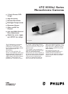 Philips LTC 0330/x1 Series Digital Camera Manual (2 pages)