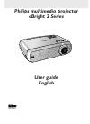 Philips MAGIC 2 Digital Camera Manual (23 pages)