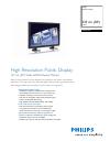 Philips MAGIC 2 Digital Camera Manual (3 pages)
