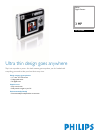 Philips SIC4434 Digital Camera Manual (2 pages)