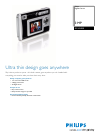 Philips SIC4434BB Digital Camera Manual (2 pages)