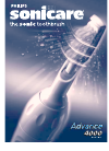 Philips Advance 4000 series Electric Toothbrush Manual (40 pages)