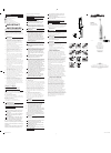 Philips e3000 Electric Toothbrush Manual (2 pages)