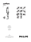 Philips e3000 Electric Toothbrush Manual (5 pages)