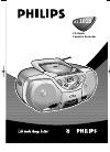 Philips AZ1018 Radio Manual (56 pages)