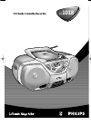 Philips AZ1018 Radio Manual (13 pages)