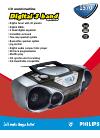Philips AZ1570/00 Radio Manual (2 pages)