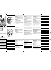 Philips AE1505 Radio Manual (2 pages)