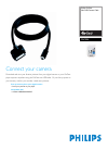 Philips PAC006 MP3 Player Accessories Manual (2 pages)