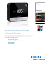 Philips Universal DLV92009 MP3 Player Accessories Manual (2 pages)