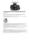 Horizon Fitness 202 Treadmill Manual (3 pages)