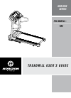 Horizon Fitness T82 Treadmill Manual (36 pages)