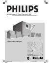 Philips EEB 60.0 Radio Manual (50 pages)