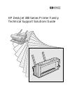 Dell DeskJet 300 series Desktop Manual (202 pages)