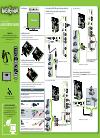 Insignia NS-19E310A13 LED TV Manual (2 pages)