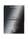 Insignia NS-32E321A13 LED TV Manual (8 pages)