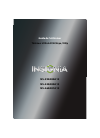 Insignia NS-42E480A13 LED TV Manual (63 pages)