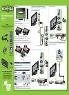 Insignia NS-46E340A13 LED TV Manual (2 pages)