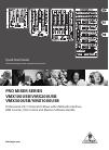 Behringer PRO MIXER VMX300USB DJ Equipment Manual (13 pages)