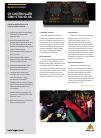 Behringer DJ CONTROLLER CMD STUDIO 4A DJ Equipment Manual (3 pages)