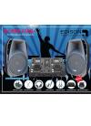 Edison DJ PRO 6100+ DJ Equipment Manual (8 pages)