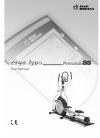 Daum electronic ergo_lyps Home Gym Manual (44 pages)