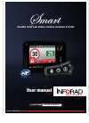 Inforad smart Automobile Accessories Manual (16 pages)