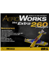 AeroWorks Extra 260 Toy Manual (55 pages)