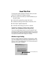 Epson 2200 - Stylus Photo Color Inkjet Printer Printer Manual (4 pages)