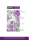 Epson Stylus Pro 10000 Software Manual (28 pages)