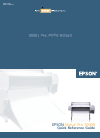 Epson Stylus Pro 10000 Software Manual (11 pages)